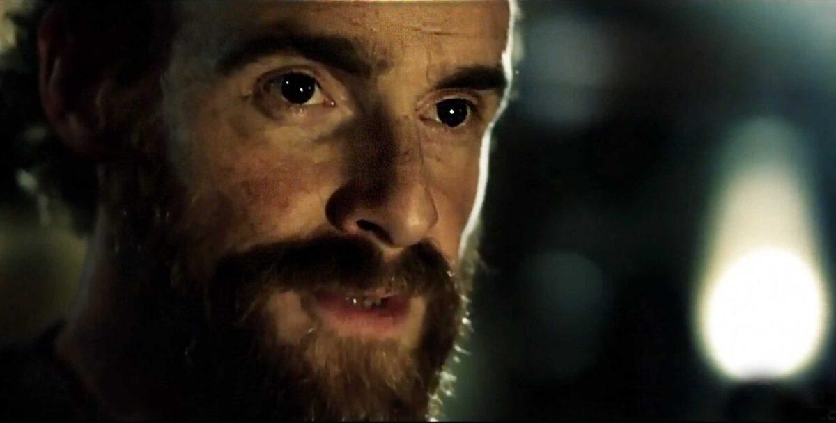Séraphin, joué par Vincent Leclerc (image tirée de Youtube).
