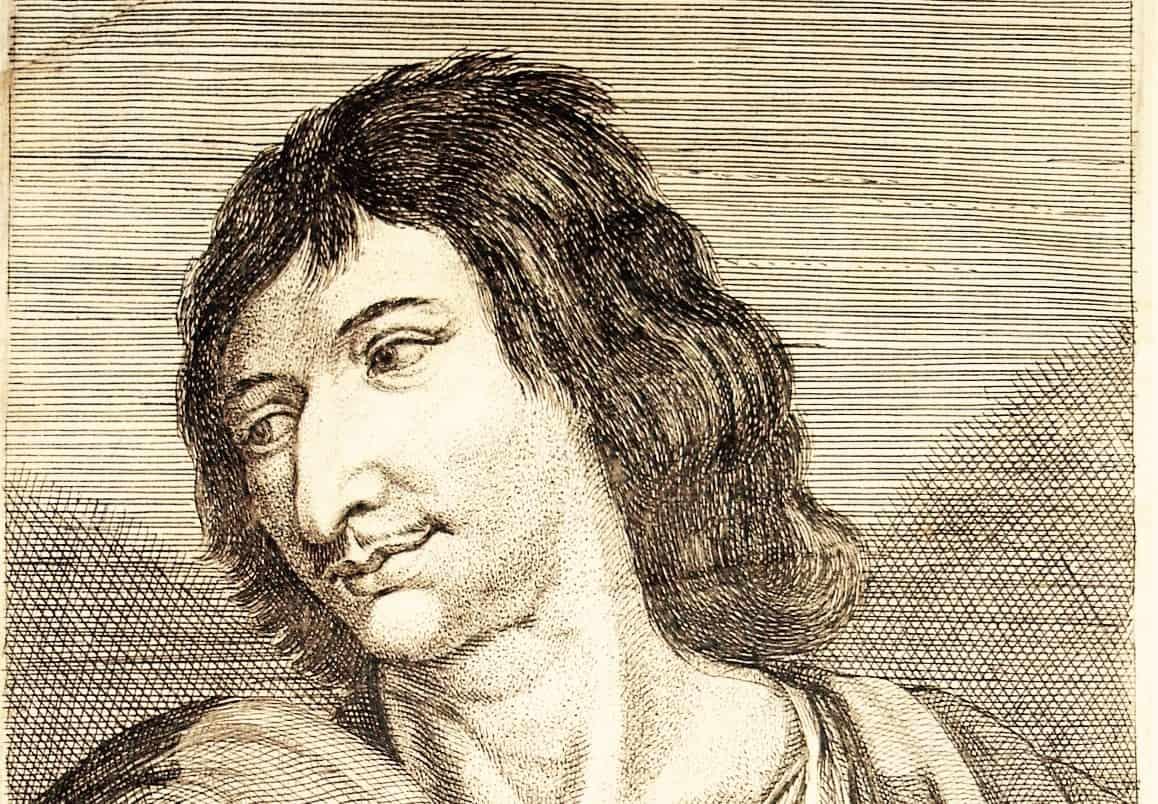 Cyrano, par Zacharie Heince, 1611-1669 (Wikimedia - CC)