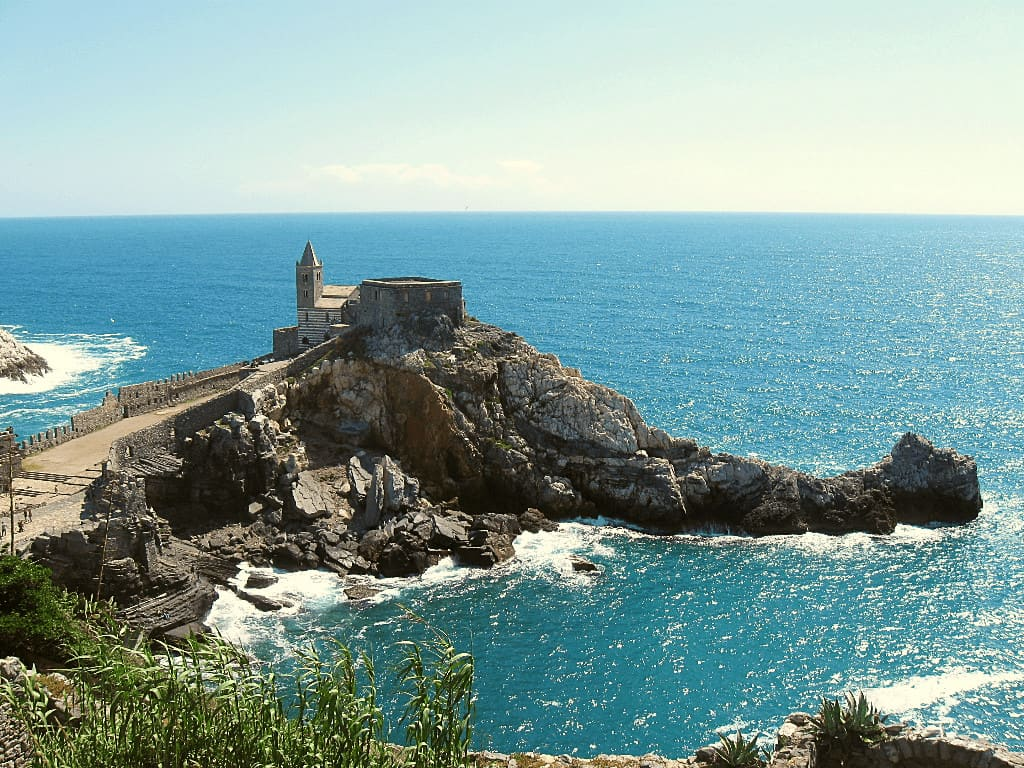 Photo: Portovenere (par Michaël Fortier)