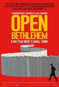 Affiche du film Open Bethlehem