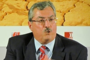 Le professeur Sami Aoun (Wikimedia - CC)