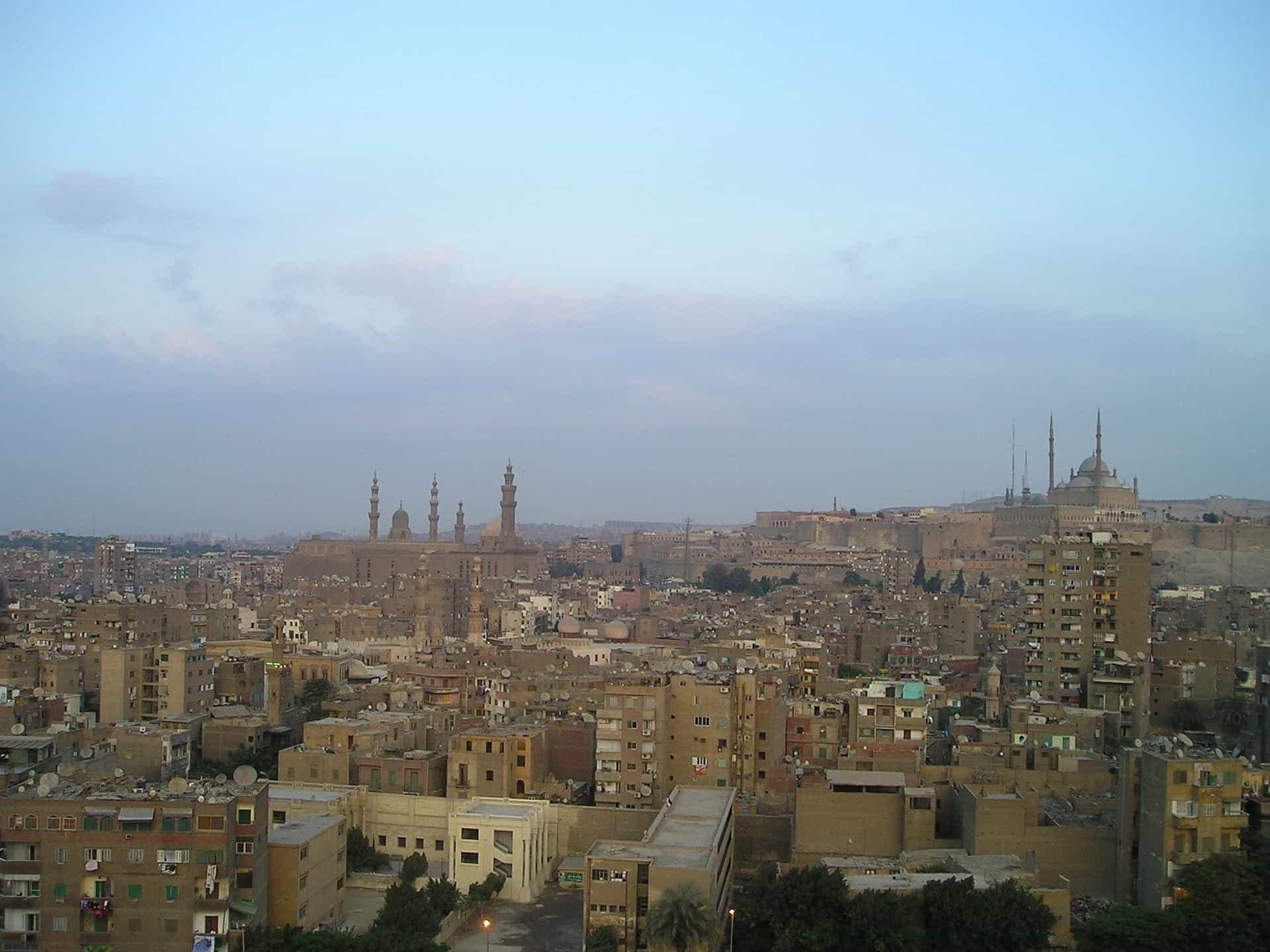 Le Caire (Pixabay - CC)