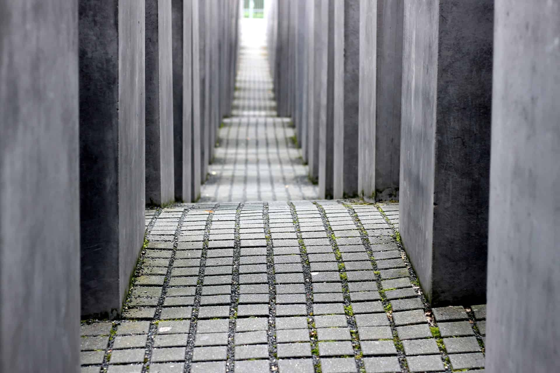 Monument en mémoire des juifs assassinés, Berlin. (Photo: Pixabay - CC)