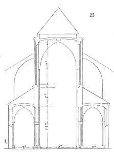 Exemple de plan basilical (wikisource.org).
