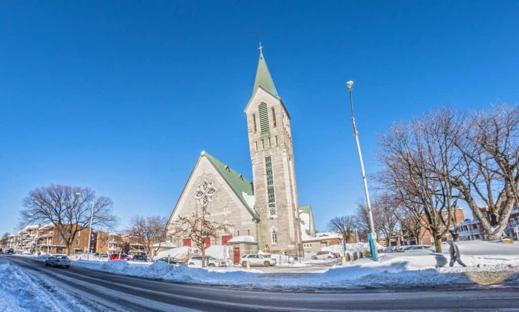 saint-fidèle-église