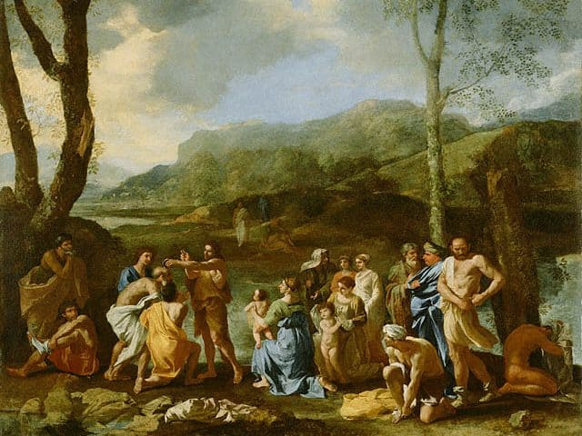 grand saint Jean Baptiste