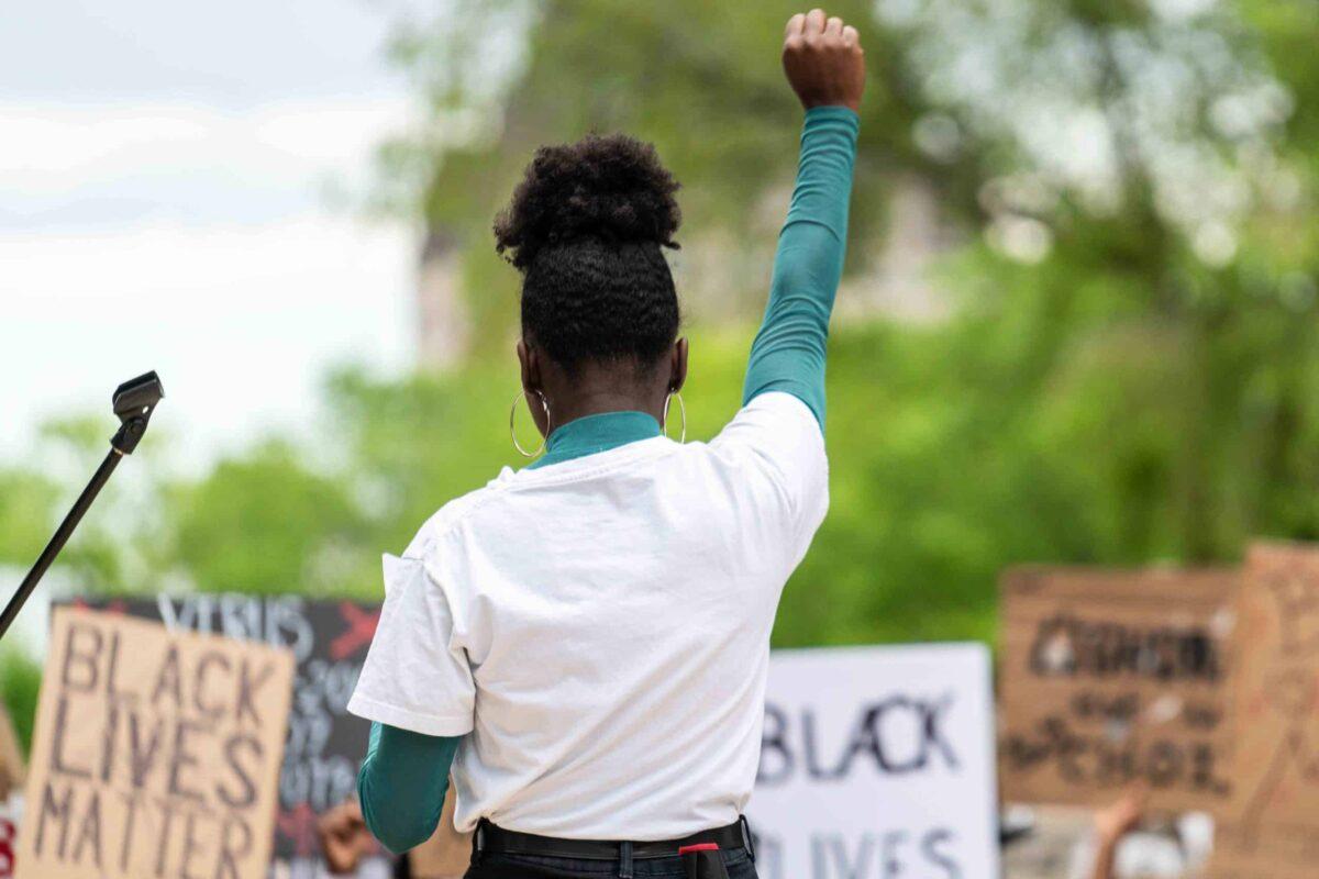 racisme manifestation