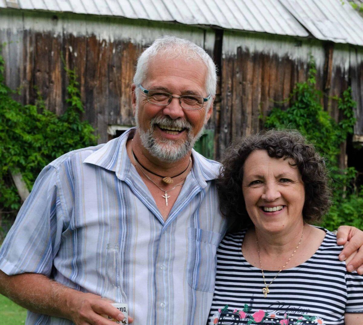 Paul Racette et Lise