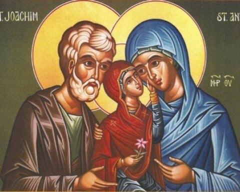 Vierge Marie naitre