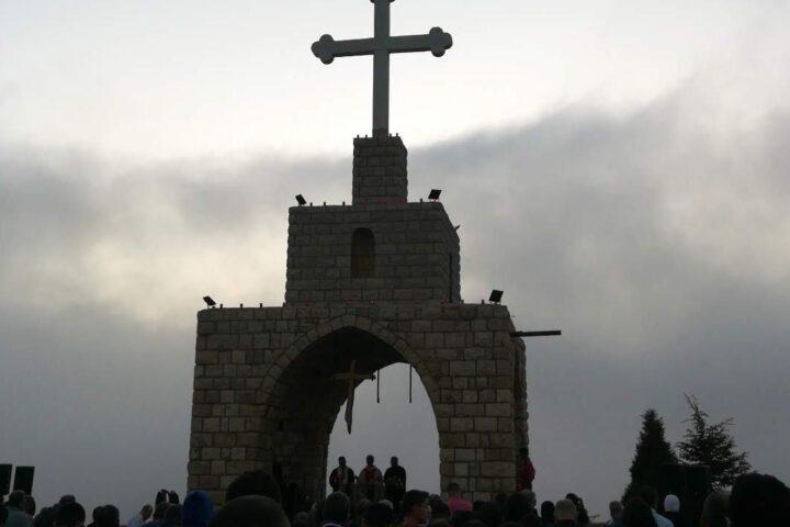 cèdres croix