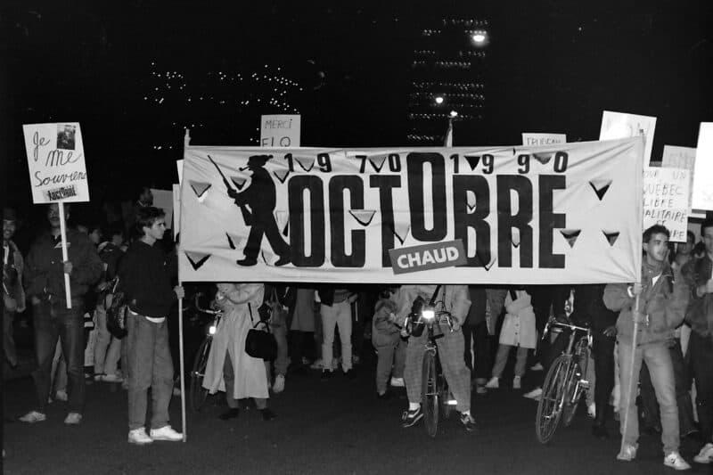 Octobre 70