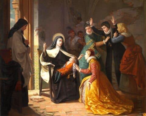Thérèse d'Avila Madrazo