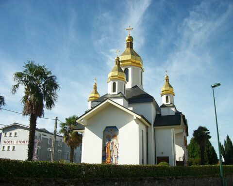 Église catholique ukrainienne