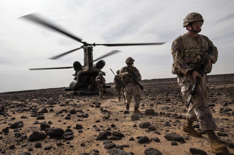 Forces armées canadiennes guerre