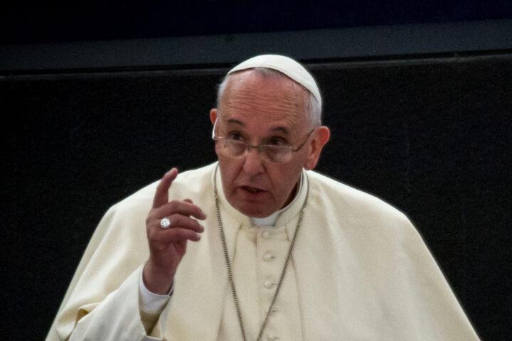 pape François unions entre personnes de même sexe