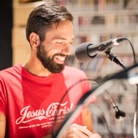 Simon Lessard - radio