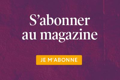 S'abonner au magazine