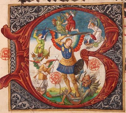 L'archange Michel, champion du bon Dieu!